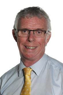 Councillor Mike Levery
