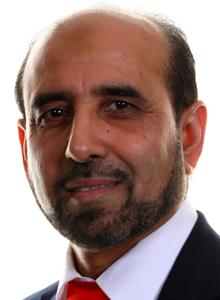 Profile image for Councillor Abdul Khayum
