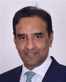 Councillor Mohammed Mahroof